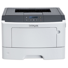 Lexmark MS312dn Mono, Laser, Printer, A4, Black, White, 33 ppm ipm, USB 2.0 Specification Hi-Speed Certified (Type B) Front USB 2.0 Specification Hi-Speed Certified port (Type A) Ethernet 10/100/1000, Duplex functions, Yes