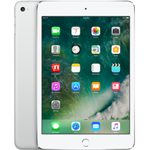 iPad Mini 4 Wi-Fi 128GB Silver
