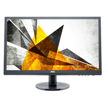 "AOC E2260SDA 22 "", TN, 1680 x 1050 pixels, 5 ms, 250 cd/m², Black"