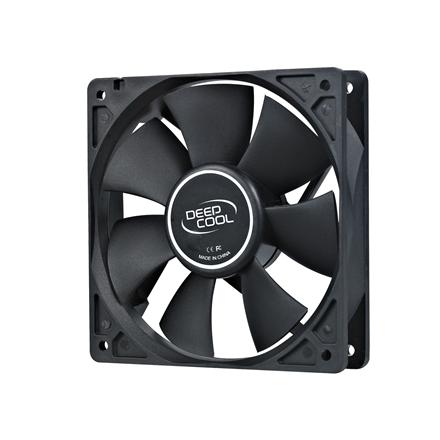 120mm case ventilation fan, 3 Pin/ 2Pin,  hydro bearing,