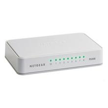 Netgear 8x 10/100 ProSafe switch, plastic casing, external power supply