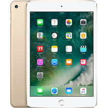 "Apple iPad Mini 4 7.9 "", Gold, Multitouch, LCD IPS, 1536 x 2048 pixels, M8 motion, 4 GB, 128"