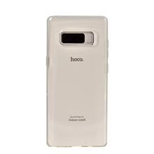 hoco. Light series Case, Samsung, Galaxy Note 8, TPU, Transparent