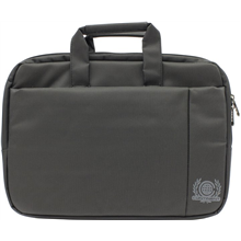 "Continent CC-215  15-16 "", Black, Messenger - Briefcase"