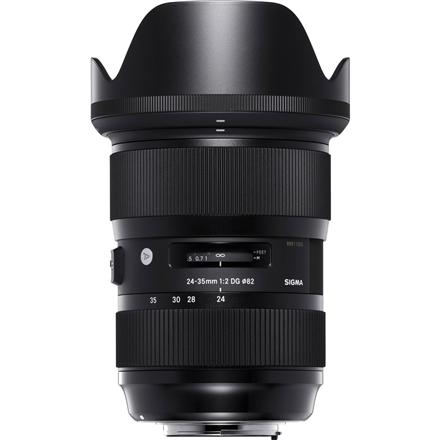 Sigma 24-35mm F2.0 DG HSM Nikon