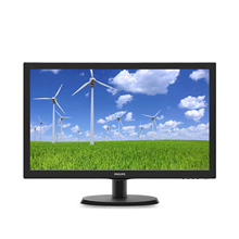 "Philips 223S5LSB/00 21.5 "", TN, 1920 x 1080 pixels, 16:9, 5 ms, 250 cd/m², Black"