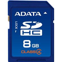 A-Data 8GB SDHC