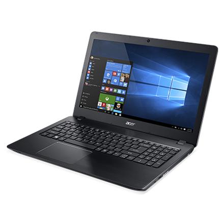 Acer Aspire F F5-573G Black, 15.6 , Full HD, 1920 x 1080 pixels, Matt, Intel Core i5, i5-7200U, 8 GB, DDR4, HDD 1000 GB, 5400 RPM, SSD 128 GB, NVIDIA GeForce 940MX, VRAM, 2 GB, DVD-Writer DL drive, Windows 10 Home, 802.11ac, Bluetooth version 4.0, K