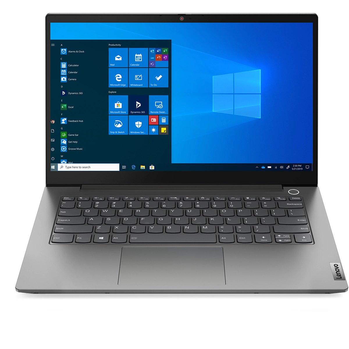 Lenovo  ThinkBook 14 G2 ARE Mineral Grey