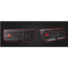 A4Tech Bloody keyboard B120 USB (Black)