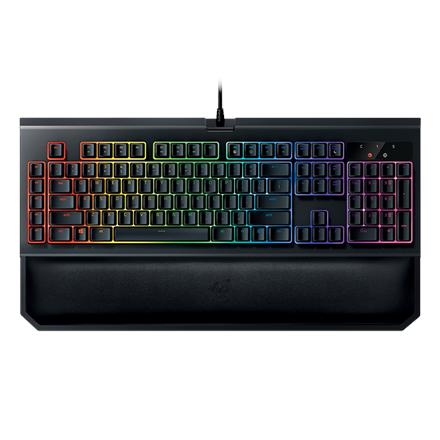 Razer BlackWidow Chroma V2 - Mechanical Gaming Keyboard - Nordic Layout (GREEN SWITCH) Razer