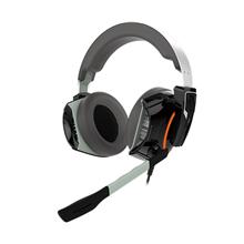 Gamdias Surround sound gaming headset, HEPHAESTUS P1 RG, Grey/Black, Built-in microphone, USB