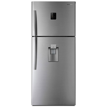Daewoo FGK51EFG Refrigerator/ No Frost system, Anti-bacterial coating / A+ / LED Display, Water Dispenser/ 509LT / Led Light/  1830 x 730 x 728 mm / Silver