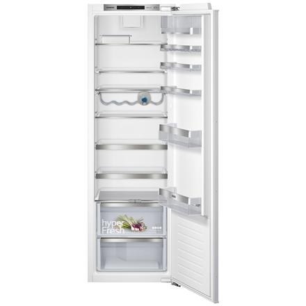 SIEMENS Refrigerator KI81RAF31 Built-in, Larder, Height 177.2 cm, A++, Fridge net capacity 319 L, Display, 37 dB, White