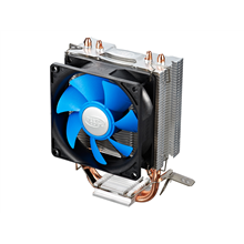 "Deepcool ""Ice Edge Mini FS"" universal cooler, 2 heatpipes, Intel Socket LGA1156 /1155/"
