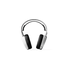 SteelSeries - Arctis 3 gaming headsets, White (2019 Edition)