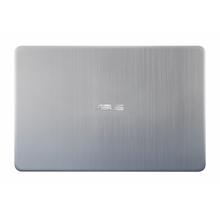 """Asus VivoBook X541UA Silver, 15.6 """", HD, 1366x768 pixels, Matt, Intel Core i3, i3-6006U, 4 GB, SDRAM, HDD 500 GB, 5400 RPM, Intel HD, Super-Multi DL 8x DVD+/-RW, DOS, 802.11 b/g/n, Bluetooth version 4.0, Keyboard language English, Russian, Battery wa"""