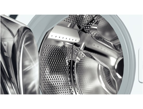Bosch Washing machine WAB24166SN Front loading, Washing capacity 6 kg, 1200 RPM, A+++, Depth 55 cm, Width 60 cm, White, Display, LED