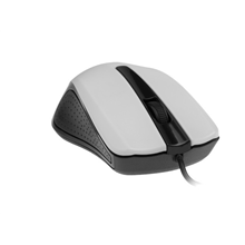 Gembird MUS-101-W Optical mouse, White, 3 button,