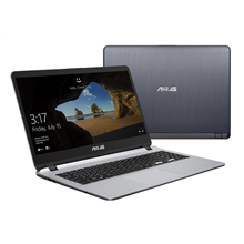 "Asus VivoBook X507MA Star Grey, 15.6 "", FHD, 1920 x 1080 pixels, Matt, Intel Celeron, N4100, 4"