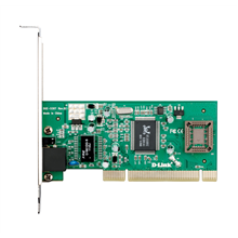 D-LINK DGE-530T, Managed Gigabit Ethernet NIC, 10/100/1000Mbps Managed Gigabit Ethernet UTP 32-bit