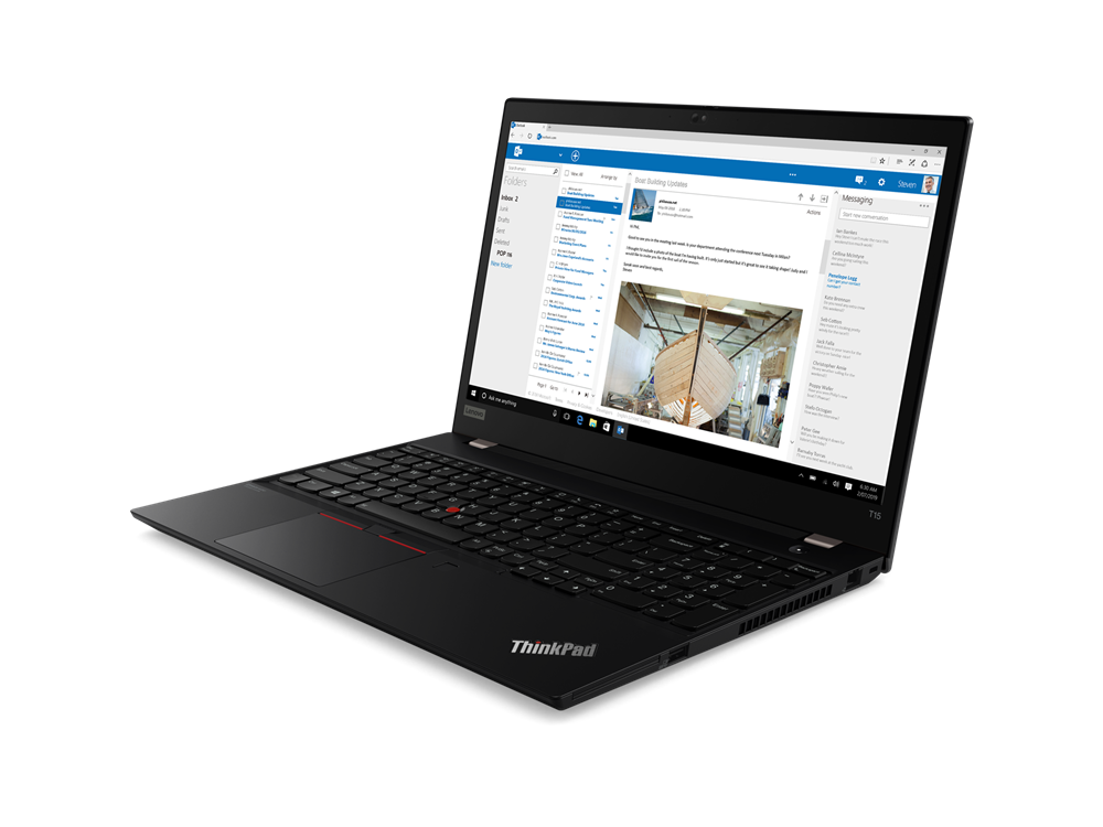 Lenovo  ThinkPad T15 (Gen 1) Black