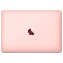 """Apple MacBook Retina DC Rose Gold, 12 """", 2304x1440 pixels, Intel Core M, M3, 8 GB, LPDDR3"""