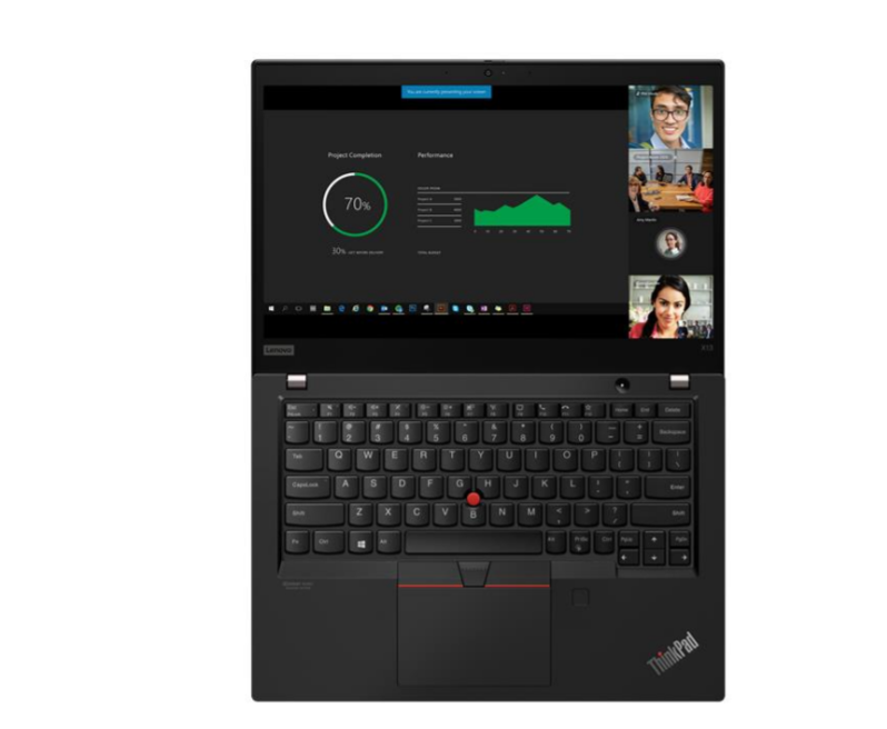 Lenovo  ThinkPad X13 (Gen 1) Black
