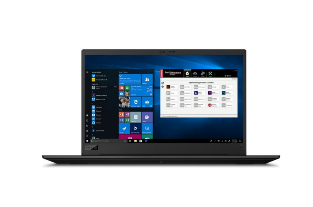 Lenovo  ThinkPad P1 (Gen 3) Black
