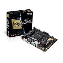 ASUS A68HM-K AMD AMD A68H FCH (Bolton D2H) / 2 x DIMM, Max. 32 GB, DDR3 Non-ECC, Dual Channel