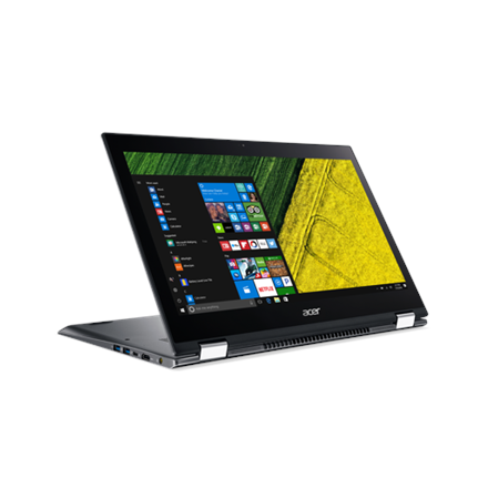 """Acer Spin 5 SP515-51GN Gray, 15.6 """", IPS, Touchscreen, Full HD, 1920 x 1080 pixels, Intel Core i5, i5-8250U, 8 GB, DDR4, HDD 1000 GB, NVIDIA GeForce 1050, 4 GB, Windows 10 Home, Warranty 24 month(s), Battery warranty 12 month(s)"""