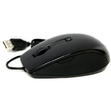 DELL Mouse Laser USB (6 buttons scroll) BLACK