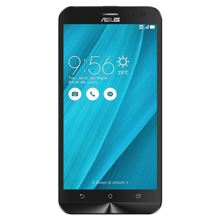 Asus ZenFone Go ZB552KL Blue, 5.5 , IPS, 1280x720 pixels, Qualcomm Snapdragon, 410, Internal RAM 2 GB, 16 GB, microSD up to 128GB, Dual SIM, 3G, 4G, Main camera 13 MP, Second camera 5 MP, Android, 6.0, 3000 mAh, Warranty 24 month(s)