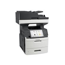 "Lexmark MX711dhe Multifunction Mono Laser Printer/ Print, copy, scan, fax/ 1200 x 1200 dpi/ 70 ppm/ 800 MHz/ 1024 MB/ 650-Sheet Input/ Integrated Duplex/ 10,2"" Touch Screen/Ethernet 10/100/100/ USB 2.0/ White/ CZ GR HU PL ES PT EA"