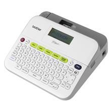 Brother PT-D400 Thermal, Label Printer, Grey, White