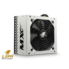 Lepa MX-F1 series,  600W,  120mm FAN, High efficiency >86%, Active PFC PSU, retail packing