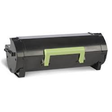 Lexmark 602X Extra High Yield Corporate Toner Cartridge (20K) for MX510de, MX511de, MX511dhe, MX610de, MX611de, MX611dhe