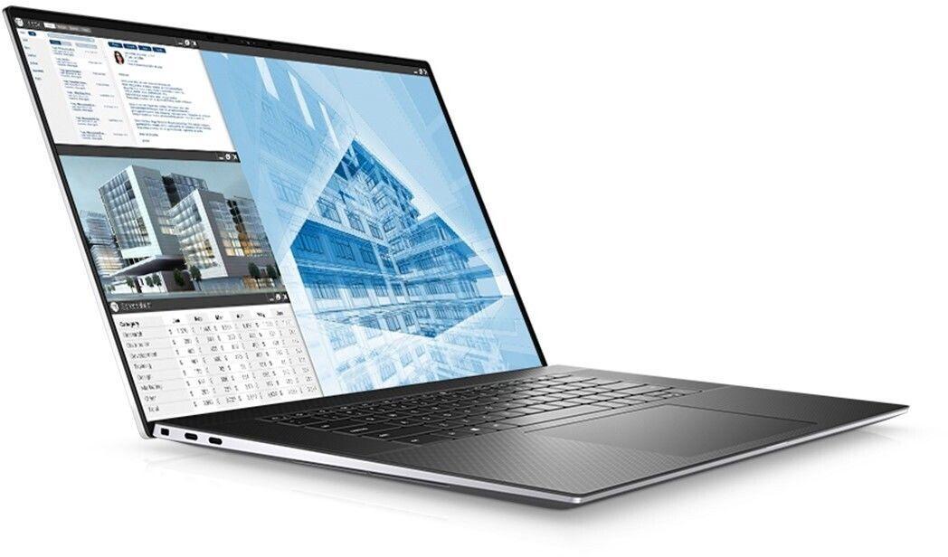 Dell  Mobile Precision 5550 Titan Gray