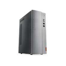 Lenovo IdeaCentre 510-15IKL Desktop, Tower, Intel Core i3, i3-7100, Internal memory 4 GB, DDR4, HDD 500 GB, Keyboard language English, Russian, Windows 10 Pro, Warranty 12 month(s)