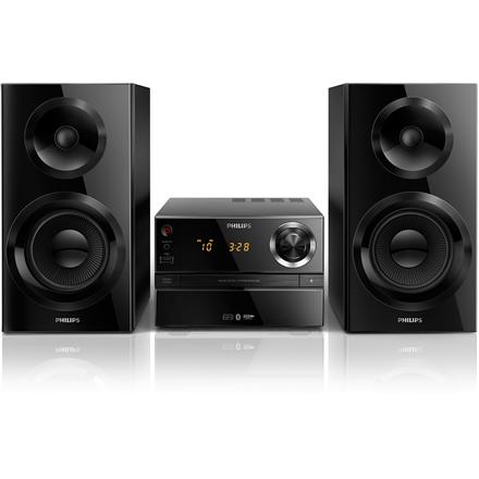 Philips Micro music system BTM2360 12 CD player, FM radio