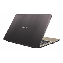 Asus VivoBook X540UA Chocolate Black, FHD, 1920 x 1080 pixels, Matt, Intel Core i3, i3-6006U, 4 GB,