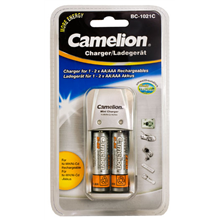 Camelion Plug-In Charger