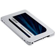 Crucial MX500 1000 GB, SSD interface SATA, Write speed 510 MB/s, Read speed 560 MB/s