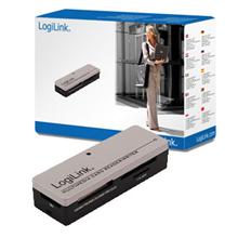 Logilink All-in-1 card reader, USB2.0