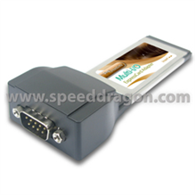 Expresscard, RS232 serial